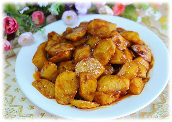 土豆小吃大全带图解