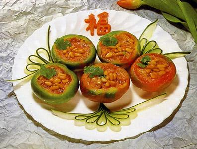 素 食 菜 谱(一) - 静远堂 - 静远堂  JING YUAN TANG